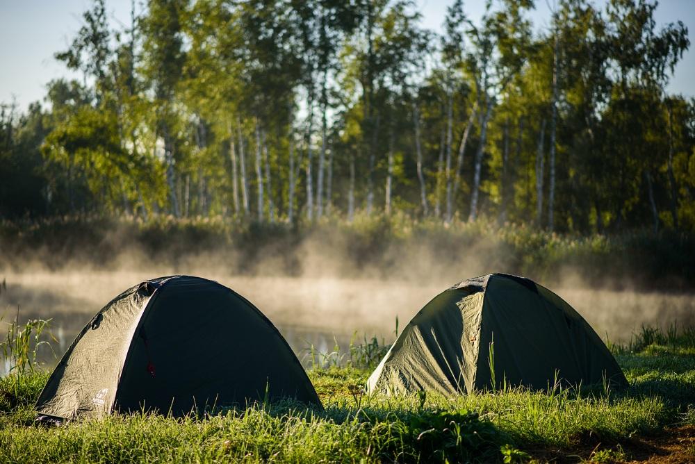 Gdzie pod namiot? Najlepsze miejsca na wschodzie Polski