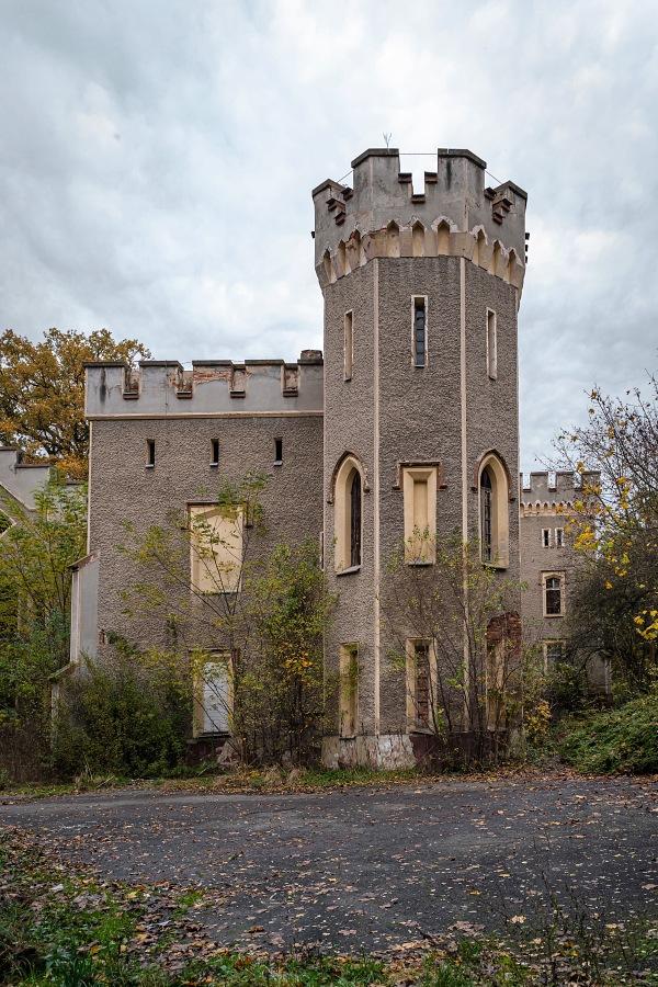 Pałac Sybilli w Szczodrem – Śląski Windsor