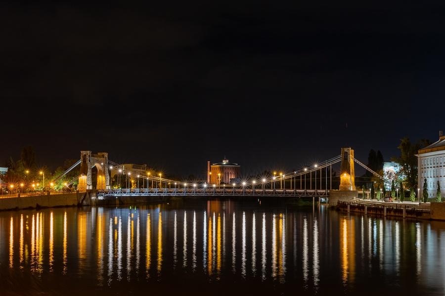 10 najpiękniejszych mostów we Wrocławiu